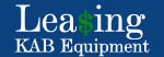 Leasing KAB Scanning Resources Equipment